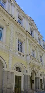 chambre de commerce st etienne file vue 2 de la façade est de l ancienne chambre de commerce et d