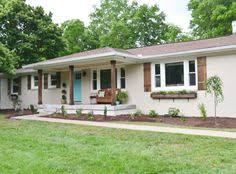 Ranch Style House Exterior Remodeled Ranch Homes Before And After Before And After Exterior