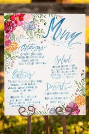 33 best menu inspiration images on pinterest wedding menu