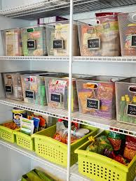 Kitchen Cabinet Organization Ideas 20 Best Pantry Organizers Hgtv