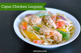 cajun chicken linguini recipe everyday gratitude the cards we drew