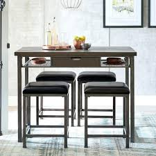 Indoor Bistro Table And Chair Set Furniture Bar Height Table And Chairs Counter Ikea Pub Dining