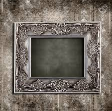 european style frame with beautiful wallpaper 27506 classic