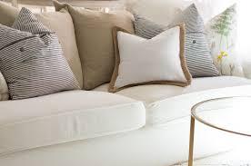 cozy farmhouse couch u2013 three bean circus