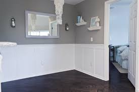 Build Your Own Wainscoting Wainscoting Ideas
