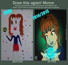 Draw This Again Meme Fail - meme center mew mew purr posts page 85