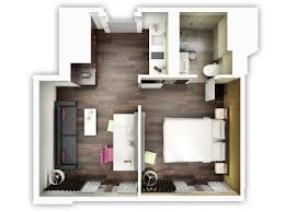 one bedroom house floor plans insight of 3 bedroom 3d floor plans in your house or apartment design