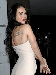 megan fox wrist tattoo more information