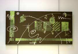 Toiles Contemporaines Design L Art Contemporain Abstrait A Travers Mes Toiles Artiste Cotee