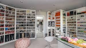 Shoe Closet With Doors Shoe Closets Contemporary Closet Neiman