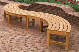 diy curved bench artcraft curved outdoor benches concrete outdoor furniture
