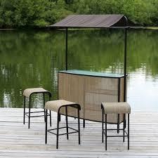 Tiki Patio Furniture by Patio Bars U0026 Sets You U0027ll Love Wayfair