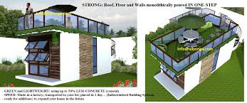 green homes designs waffle box building technology philippines less cost more value