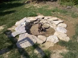 Starting A Fire Pit - i built a backyard firepit the jackodile press