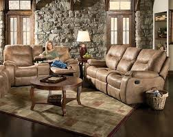 Reclining Sofa And Loveseat Sale Reclining Sofa And Loveseat Prescott Brown Leather Console Badcock