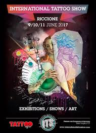 tattoo show riccione international hotel 2017 june