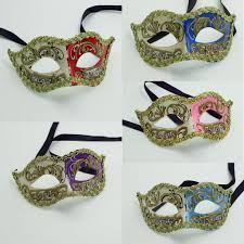 halloween masquerade mask unisex halloween party comfortable wear face masks party half face