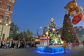 parade of lights fort worth 2017 guide to the holidays at universal orlando resort