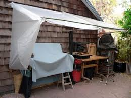 Tarp Awnings Porch Plans For Making Porches And Large Awnings