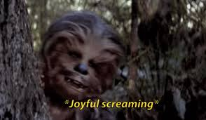 Chewbacca Memes - chewbacca gif find download on gifer 500x281 px