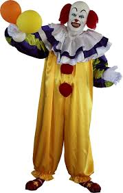 Scary Clown Halloween Costumes Pennywise Clown Scary Clown Costume Halloween