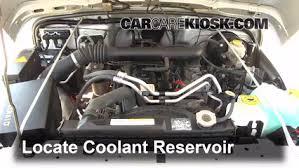 1997 jeep wrangler problems fix coolant leaks 1997 2006 jeep wrangler 2004 jeep wrangler
