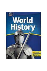 holt mcdougal world history textbooks for middle