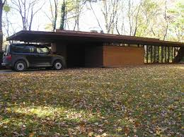 Malcolm Willey House Goetsch Winckler House Okemos Michagan 1940 Usonian Style
