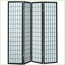Panel Shoji Screen Room Divider - banquet room dividers luxury 4 panel shoji screen black home