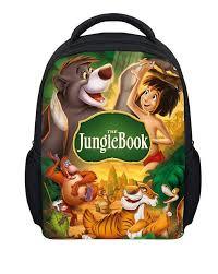 book bags in bulk hot sale mini school bags for boys the jungle book