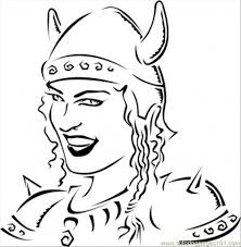 viking ship coloring page 71 best coloriage viking images on pinterest coloring viking