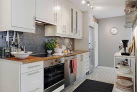 Kitchen Galley Ideas Small Apartment Galley Kitchen