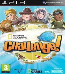 challenge ps3 naja ps3 national geographic challenge 8gb