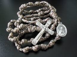 knotted rosary buy affordable handmade rosaries online made olive wood