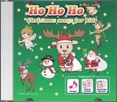 ho ho ho christmas songs for kids maple leaf learning