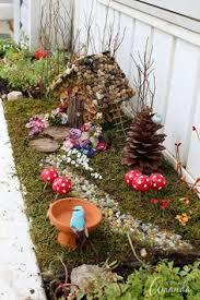 fairy gardens outdoor diy pinterest fairy gardens and diy