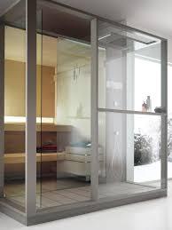sauna glass doors logica s saunas from effegibi architonic