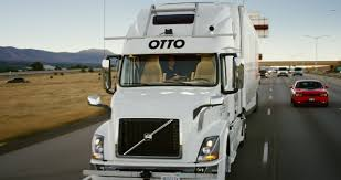 volvo 18 wheeler trucks uber u0027s self driving truck company just completed its first