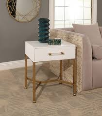 White Accent Table Accent Tables