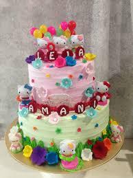 ninie cakes house hello kitty cake design