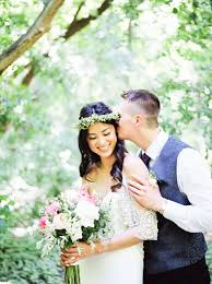 beautiful backyard wedding by julia park photography u2014 joy wed