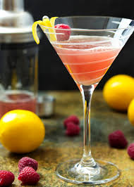 martini bacon blushing meyer lemon drop martini just a little bit of bacon