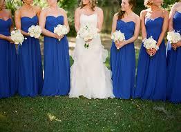 royal blue bridesmaid dresses royal blue bridesmaid dresses archives southern weddings