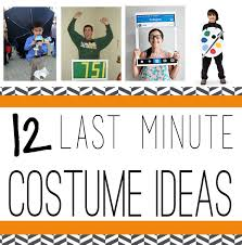 Halloween Costumes Closet 12 Minute Halloween Ideas