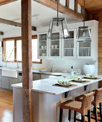 Kitchen Island Countertop Overhang Do You Have A Long Overhang On Your Island Or Peninsula