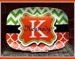monogrammed serving platter personalized platter monogram platter custom platter serving