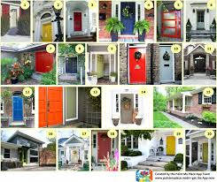 orange paint color front door ideas pinterest inside creative