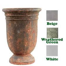 fiber composite pottery alsip home u0026 nursery northwest indiana