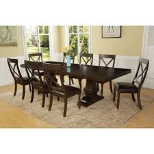 sam s club kitchen table 9 piece dining table set attractive owen by member s mark sam club