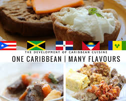 stage cuisine one caribbean many flavours the development of caribbean